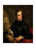 Portrait of Charles-André Langevin