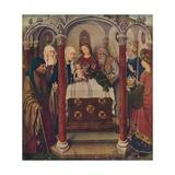 An Altar-Piece by the Maitre De Flemalle  1907