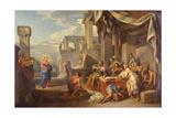 The Vocation of Saint Matthew  1752