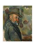 Self-Portrait in a Hat
