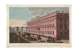 The Marble Palace in Saint Petersburg  C 1811