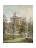 The Observatory at Tsarskoye Selo
