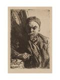 Portrait of the Poet Paul Verlaine (1844-189)  1895