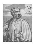 Portrait of Ferdinand Magellan  1682