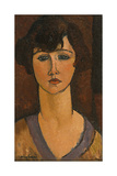 Portrait of Élisabeth Fuss-Amoré