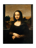 The Isleworth Mona Lisa Giclée par Leonardo Da Vinci