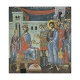Pilate Washing His Hands  16th Century