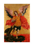 The Archangel Michael  Second Half of the 17th C