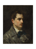 Portrait of Antonin Proust (1832-190)