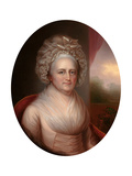 Portrait of Martha Washington (1731-180)