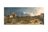 Prà Della Valle in Padua  1740S