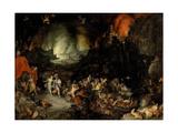 Aeneas in the Underworld