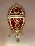 The Rosebud Egg  1895