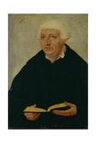 Portrait of Johannes Bugenhagen (1485-155)