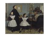 The Bellelli Family  1858-1867