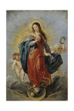 The Immaculate Conception  Ca 1628-1629