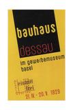 Bauhaus  1929