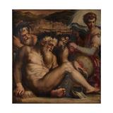 Allegory of Pescia  1563-1565