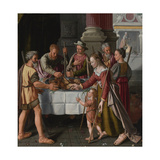 The First Passover Feast