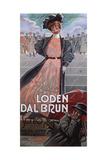 Loden Dal Brun  1900s