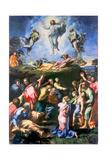 The Transfiguration of Christ Giclée par Raphael