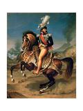 Equestrian Portrait of Joachim Murat (1767-181)