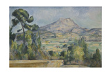 Montagne Sainte-Victoire  C 1890