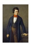 Portrait of Leconte De Lisle (1818-189)
