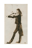 Portrait of Niccolò Paganini (1782-184)  1831