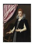 Portrait of Marie De Médici (1575-164)
