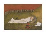 King Hobgoblin Sleeping