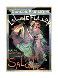 Loïe Fuller as Salomé  1895