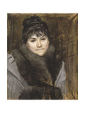 Portrait of Mme X  C 1883-1884