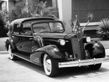 1937 Cadillac V12 Car Built for President Quezon of the Philippines  (C1937)