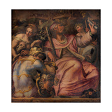 Allegory of Certaldo  1563-1565