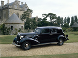 A 1936 Buick 378Hp Limousine