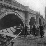 Richmond Bridge  London  Early 20th Century