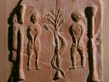 Adam and Eve  Tunisia  5th Century