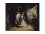 Francis I and Diane De Poitiers