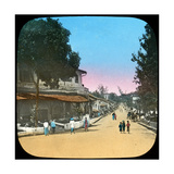 Trincomalee Street  Kandy  Ceylon  Late 19th or Early 20th Century