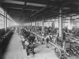Wolseley Factory  Birmingham  C1921