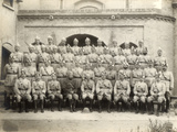 Shahpur District Police Officers Group  India  1937-1938