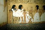 Deir El-Medineh  Luxor  Thebes  Egypt
