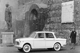 1963 Fiat 1100 Speciale  1960S