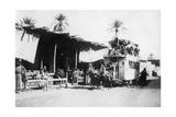 Tramcar  Kazimain Road  Baghdad  Iraq  1917-1919