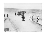 The French Foreign Legion on Manoeuvres  Boudenib  Morocco  1911