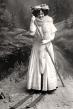 Gertie Millar (1879-195)  English Actress  1906