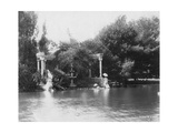 The Botanical Garden at Palermo Park  Buenos Aires  Argentina  1927