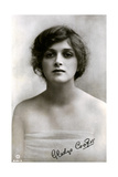 Gladys Cooper (1888-197)  English Actress  Early 20th Century