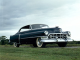 A 1950 Cadillac 60S 2 Door Coupe